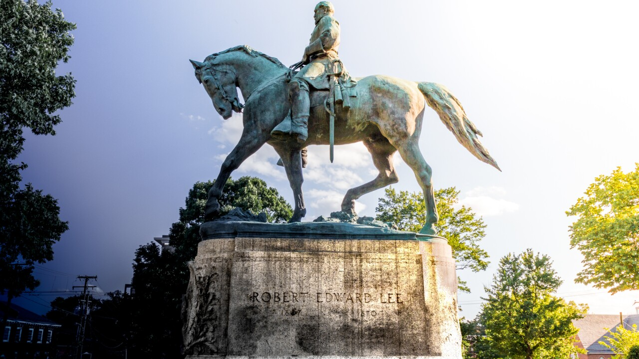 Virginia judge rules Charlottesville confederate statues are war monuments protected by state law
