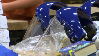 Montana State Fund grants safety equipment to high schools