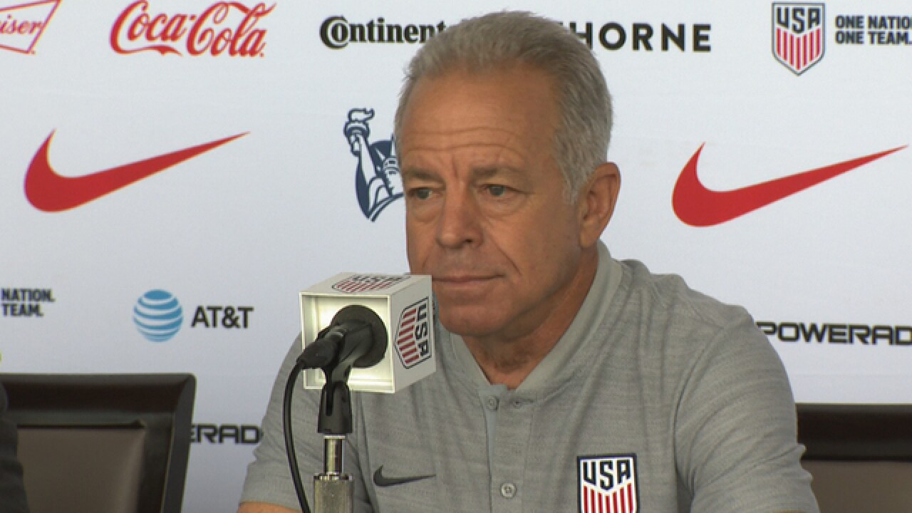 Preview Of USA-Mexico Match At Nissan Stadium