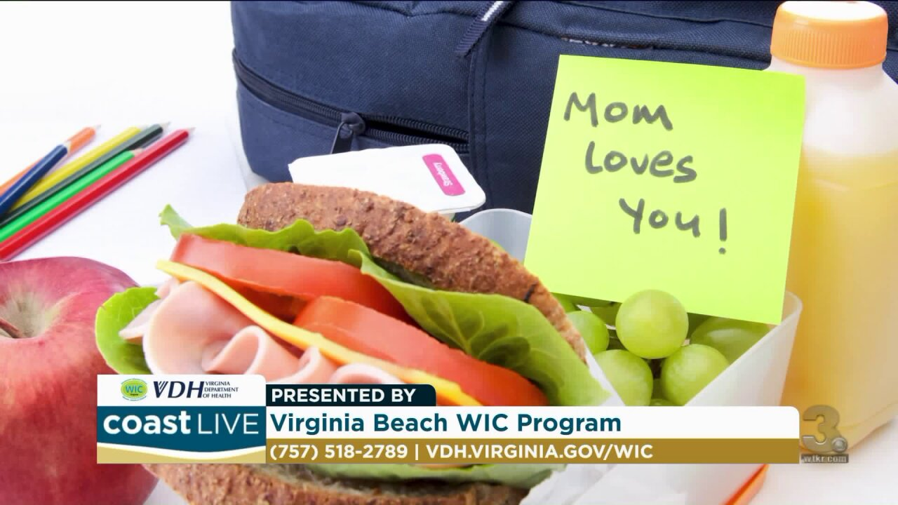 An overview of the Virginia Beach WIC program on CoastLive