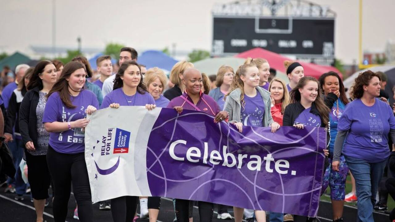 American Cancer Society's Relay For Life of GreaterRichmond