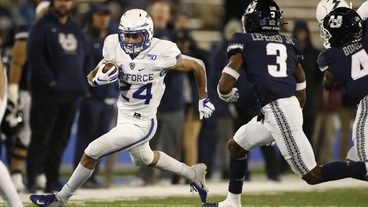 Air Force To Play Six Mountain West Conference Games In 2020