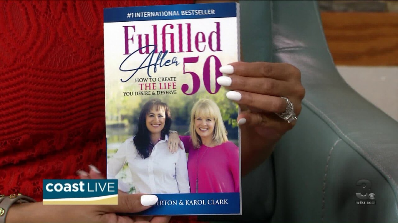 "Co-authors of ""Fulfilled After 50"" have advice for women on Coast Live"