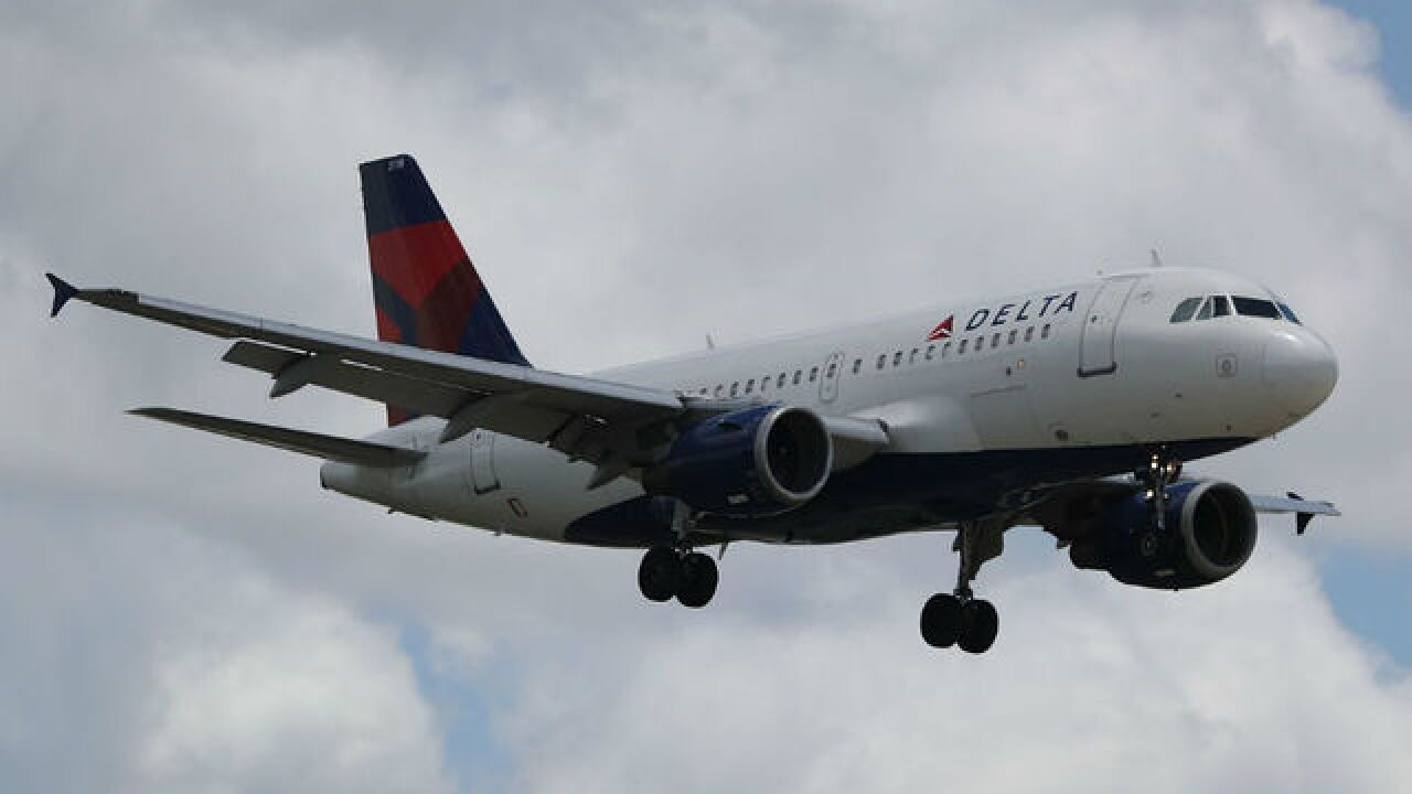 Delta Airlines shows signs of improvement at CVG but there are still issues