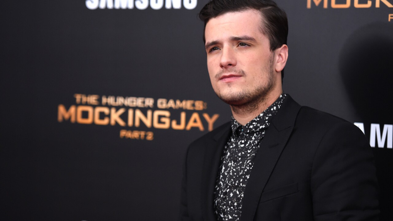 The Hunger Games Star NKY Native Josh Hutcherson Spotted At Below