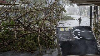 PHOTOS: Hurricane Maria bears down on Puerto Rico