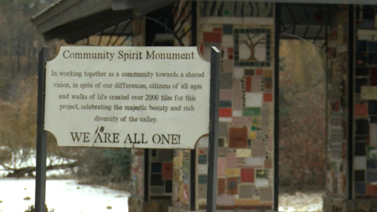 Community Spirit Monument