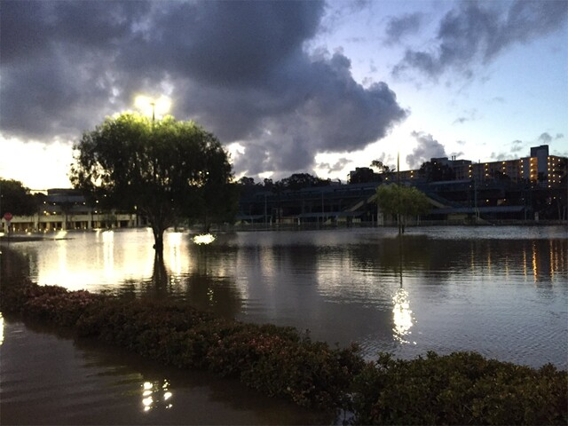 San Diego under water thanks to heavy flooding