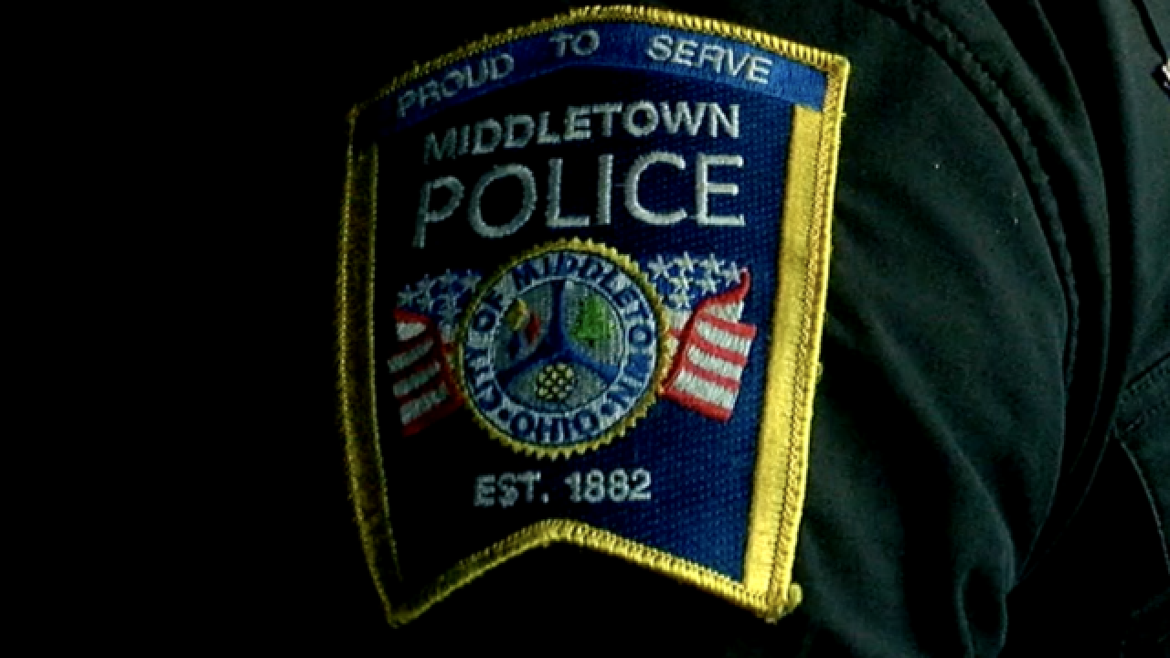 Quick thinking by Middletown cops saves child