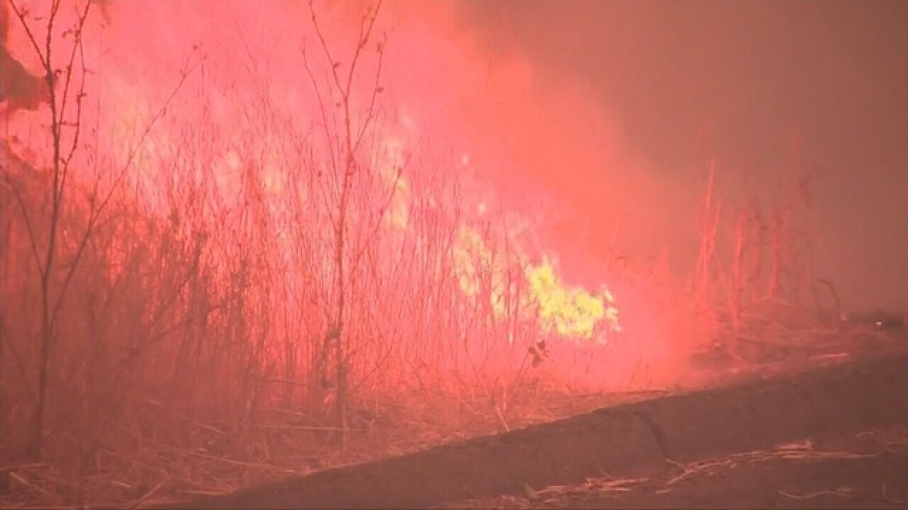 AZ waits for millions in wildfire reimbursements