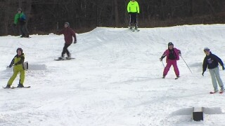 Boston Mills and Brandywine Ski Resorts temporarily close amid spring-like weather