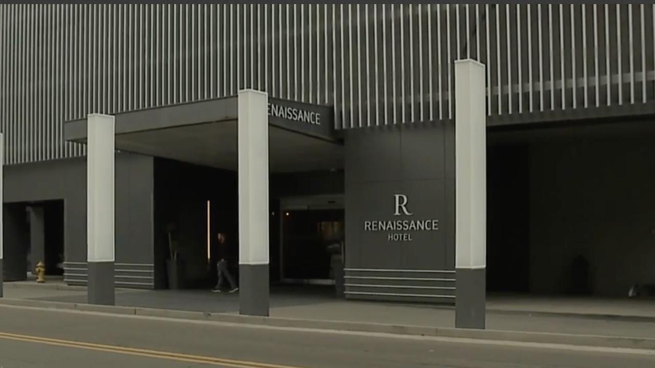 Renaissance Hotel in downtown Phoenix