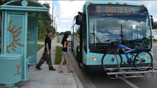 Manatee County Bus Transit Service