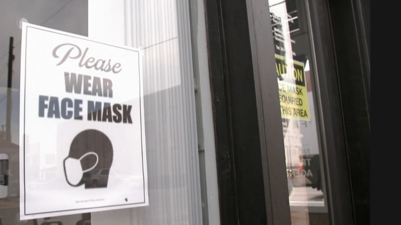 West Michigan doctors agree with new CDC guidance on resuming mask wearing