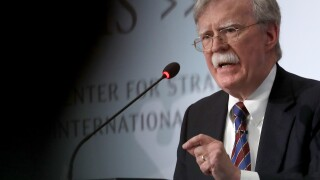 Former national security adviser John Bolton willing to testify if subpoenaed