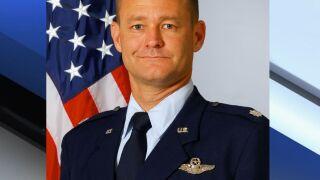 Lt. Col. Matthew Hayden