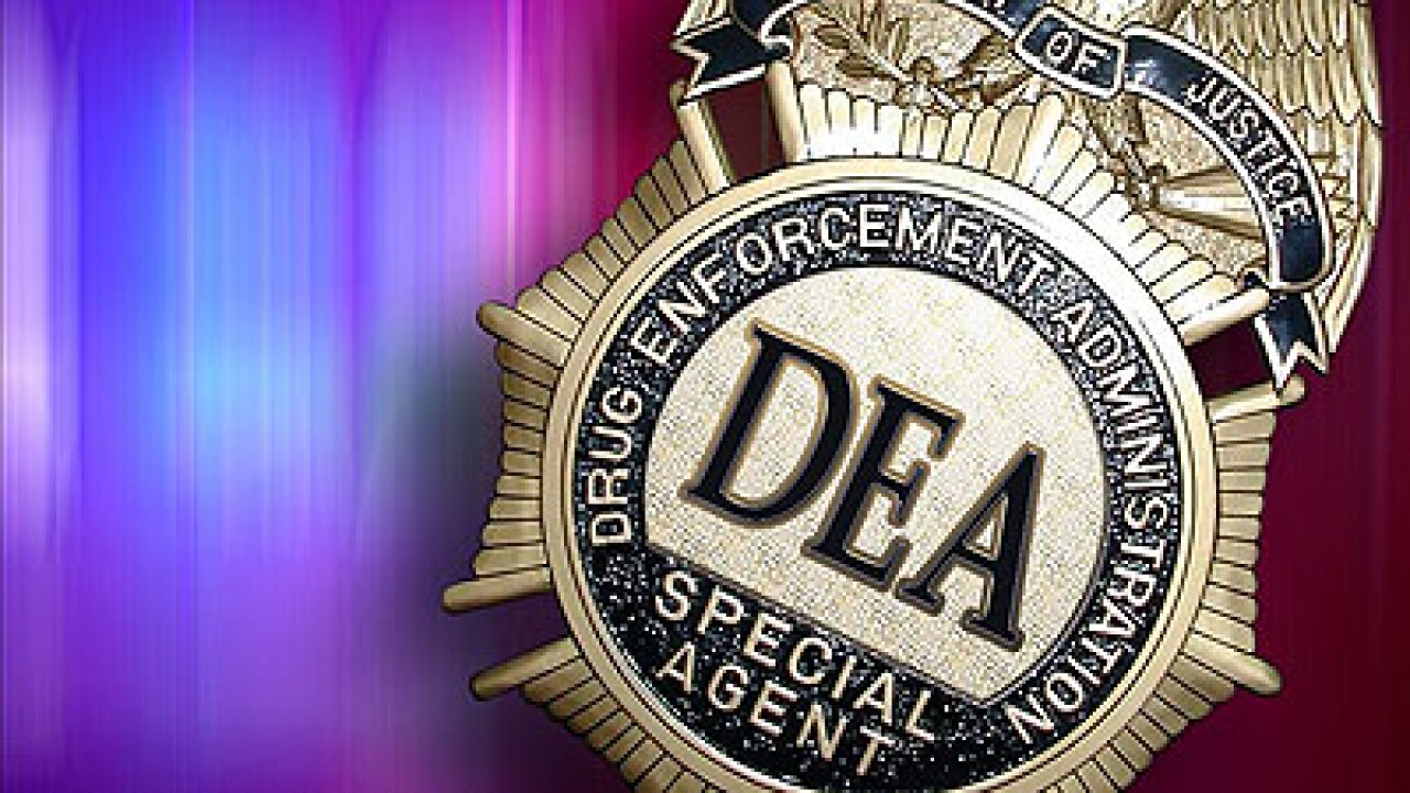 DEA takes action because of high number of overdoses