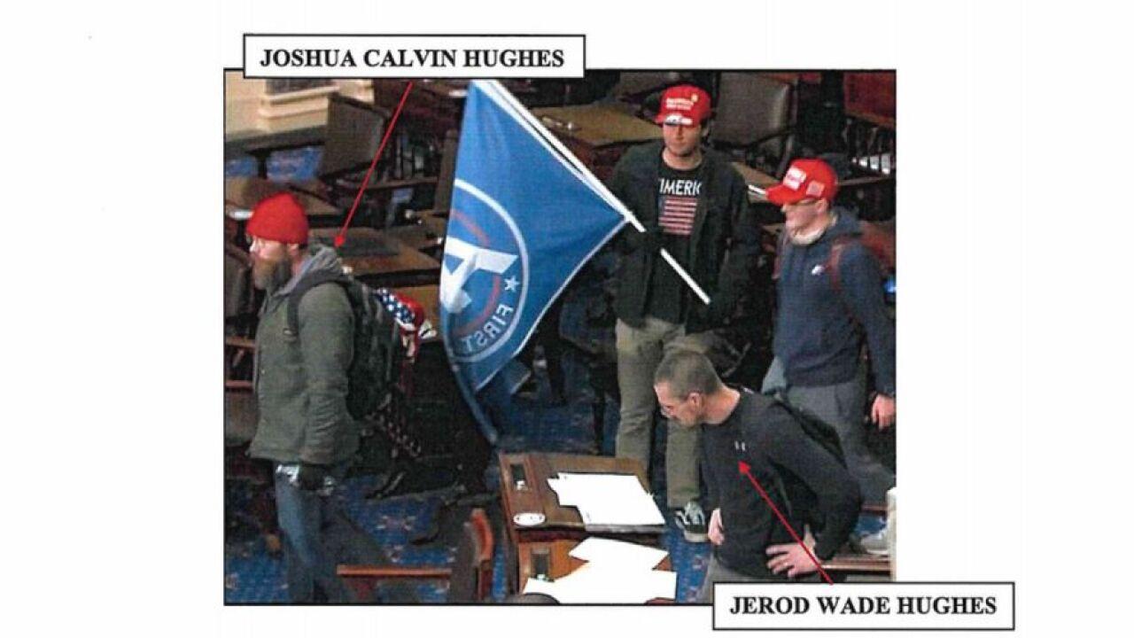MT brothers Capitol riot