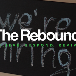 The Rebound. Relieve. Respond. Revive.
