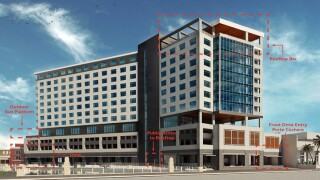 The all new Luminary Hotel and CO