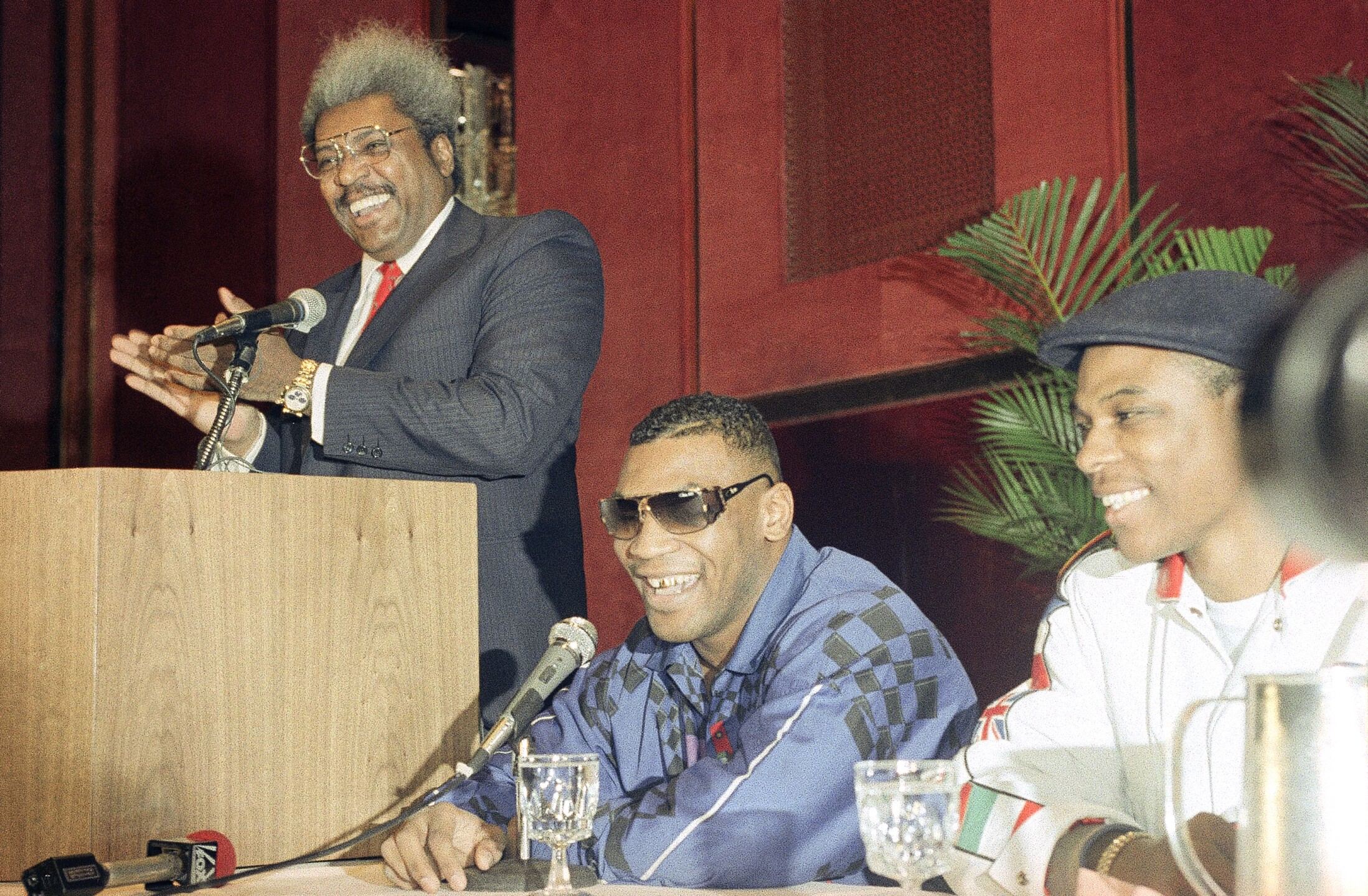 Mike Tyson, Don King