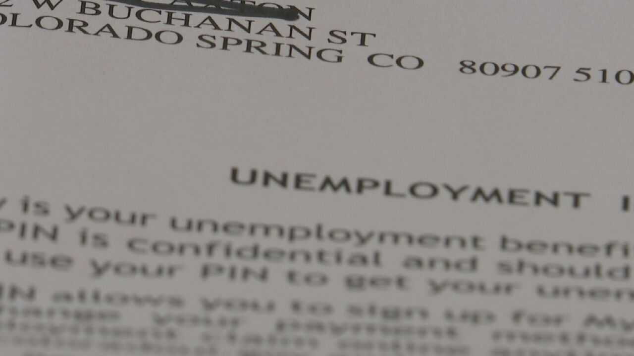 Unemployment fraud mail stacking up at local business