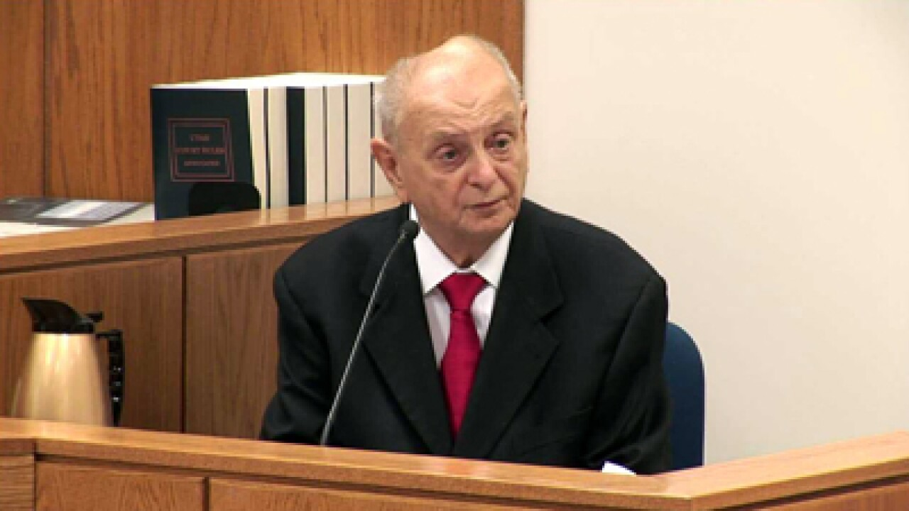 Doc's testimony under fire in MacNeill trial