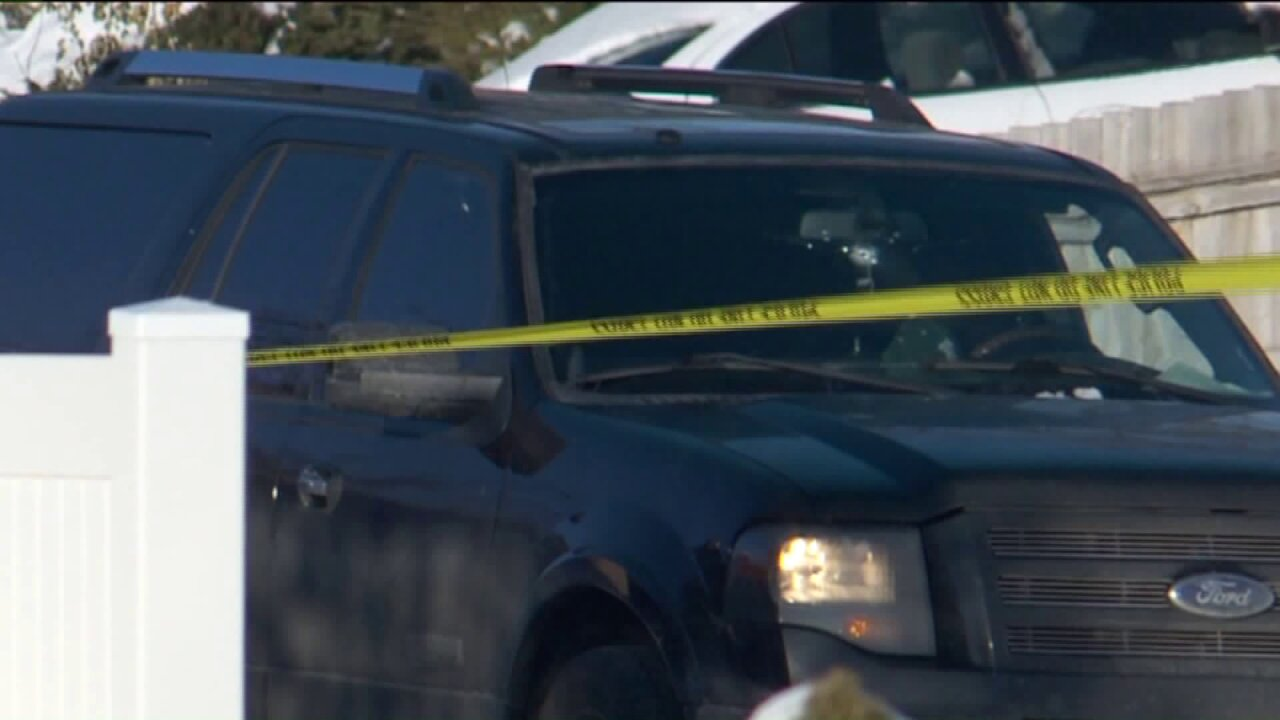 9-year-old shot in the head during drive-by shooting in Kearns