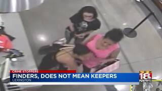 Crime Stoppers: 'Finders' Does Not Mean 'Keepers' When It Comes To Credit Cards