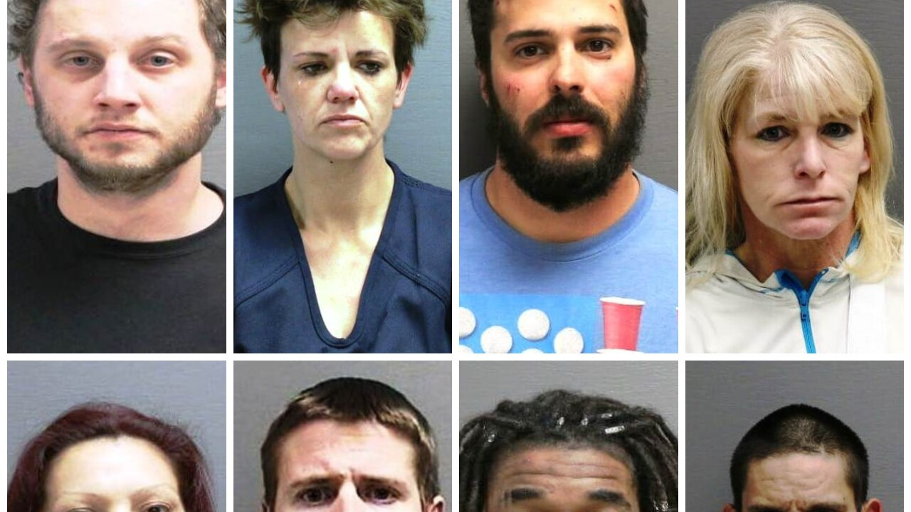 """Great Falls/Cascade County Crimestoppers: August 2019 """"Most Wanted"""""""