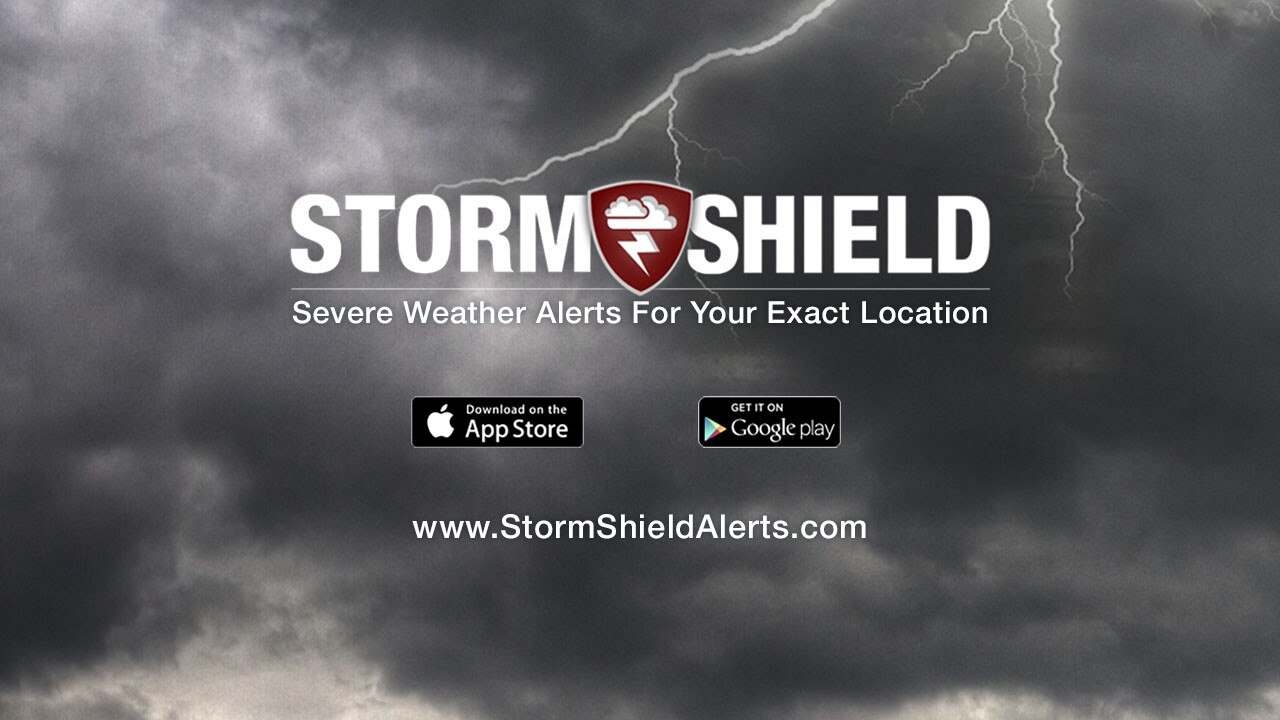 Download Storm Shield App, www.StormShieldAlerts.com