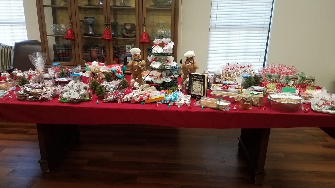 Christ Presbyterian Church hosts social distanced Christmas Mission Market