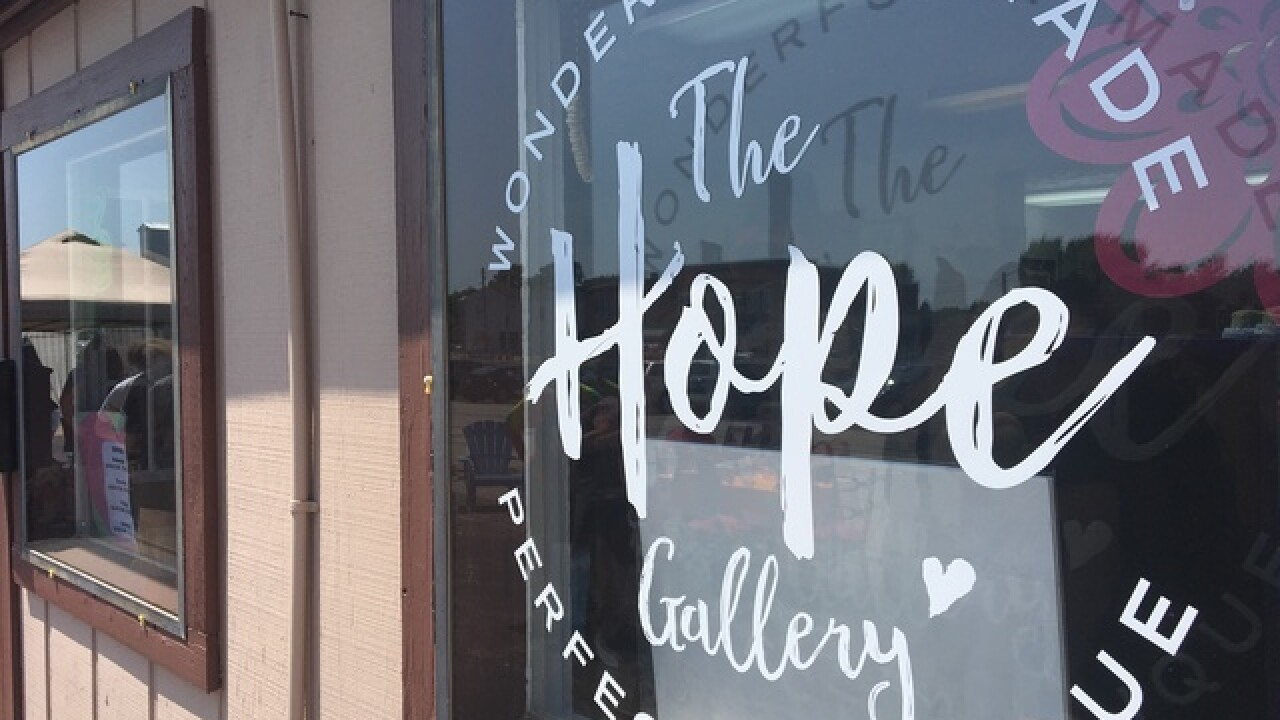 Johnson Co. gallery opens with special purpose