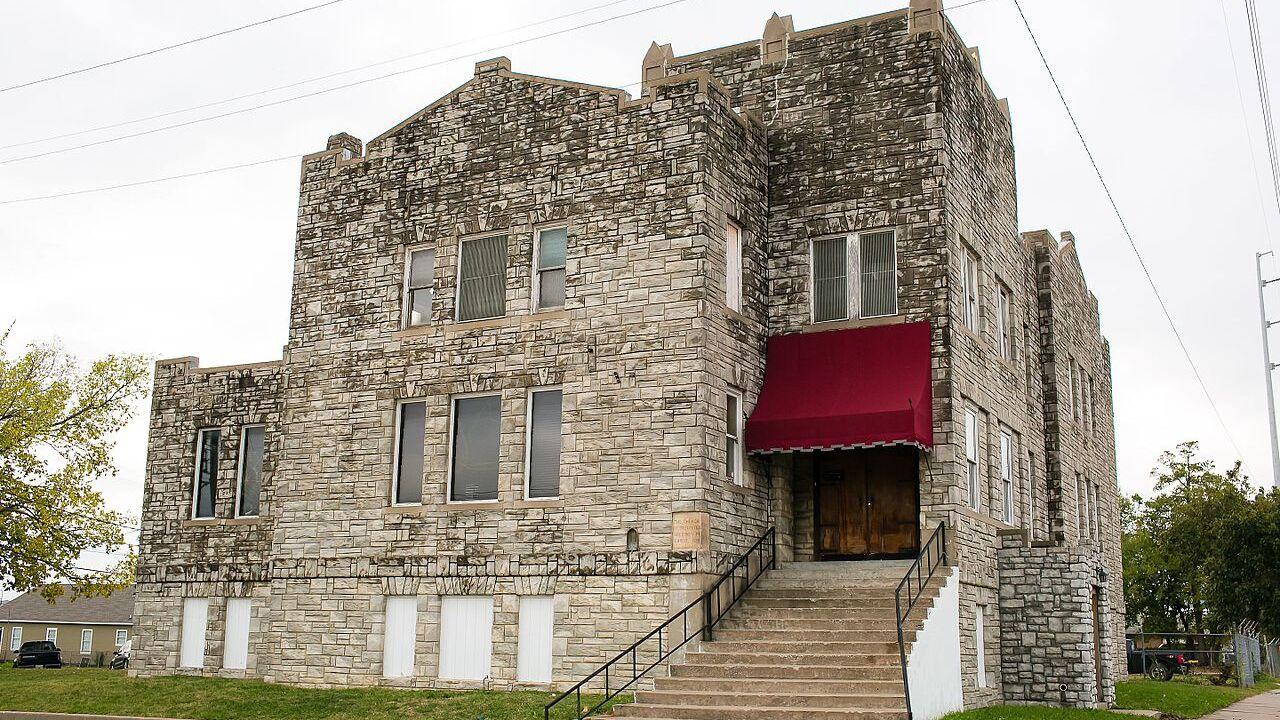 Tulsa's historic Church Studio