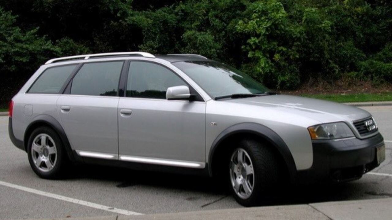 stock image of vehicle believed to be involved in hit and run with Olivia Clark