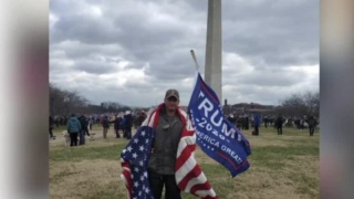 Wixom man at the capitol riot