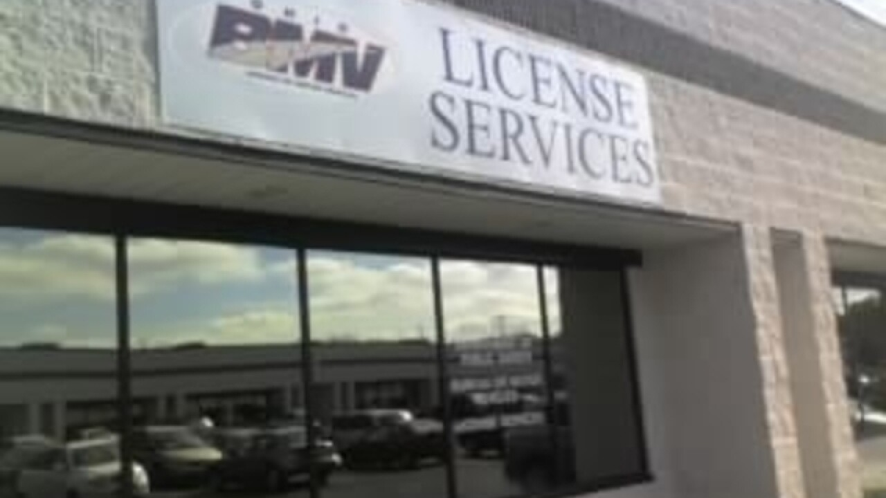 Bmv Akron Ohio >> System Issues Causing Delays Slow Transactions At Ohio Bmv