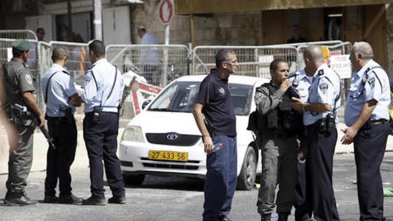 Israel: Shooting spree in Jerusalem kills 2, wounds 5