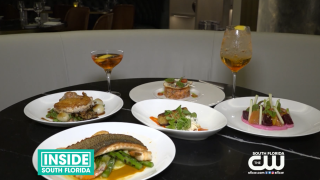 Foodie Fix: Isabelle's Grill Room andGarden