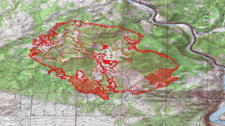 North Hills Fire prompts emergency declaration from Lewis and Clark Co.