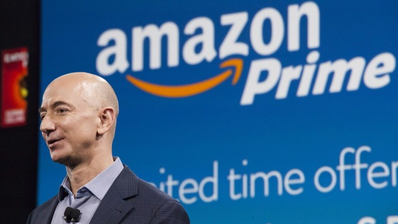 Email scam targets Amazon Prime Customers