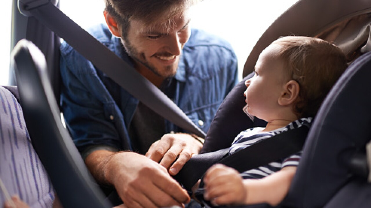 New Virginia law might change the way you put your kids in a carseat