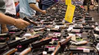Gun purchases