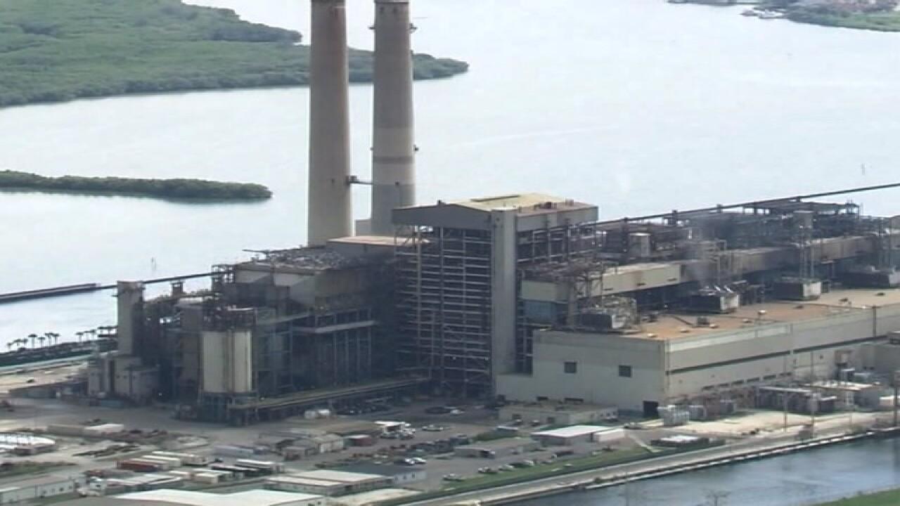 "Crews respond to ""Major incident"" at TECO plant"