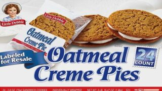 Kellogg's Is Turning Little Debbie Oatmeal Creme Pies Into A Breakfast Cereal