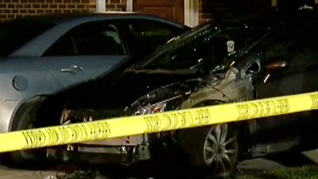 Car explodes, shakes Burlington neighborhood