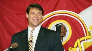 Redskins Draft Pick Shuler 1994