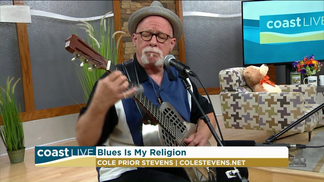 Local music spotlight with Cole Prior Stevens on Coast Live