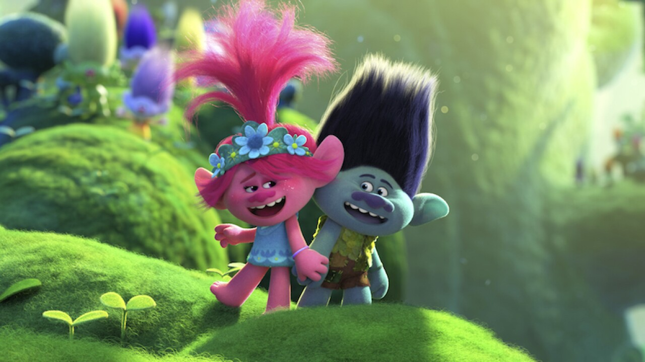 'Trolls' went straight to homes. Movie theaters are fuming.