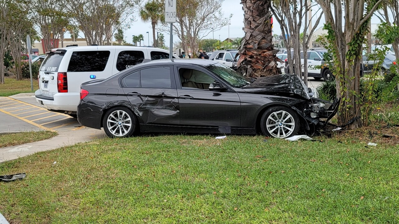 CCPD supervisors witness hit and run crash, arrest suspects